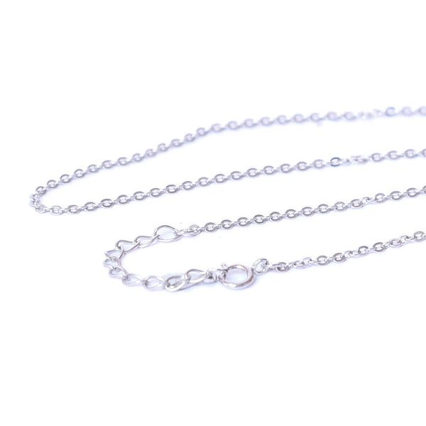 Unique Italian Silver Chain