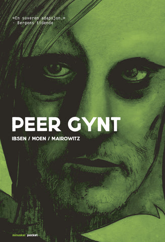Minuskel pocket: Peer Gynt