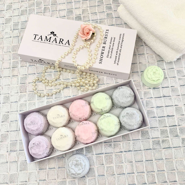 Essentially Tamara Shower Bursts - Botanical Collection - Floral Affaire