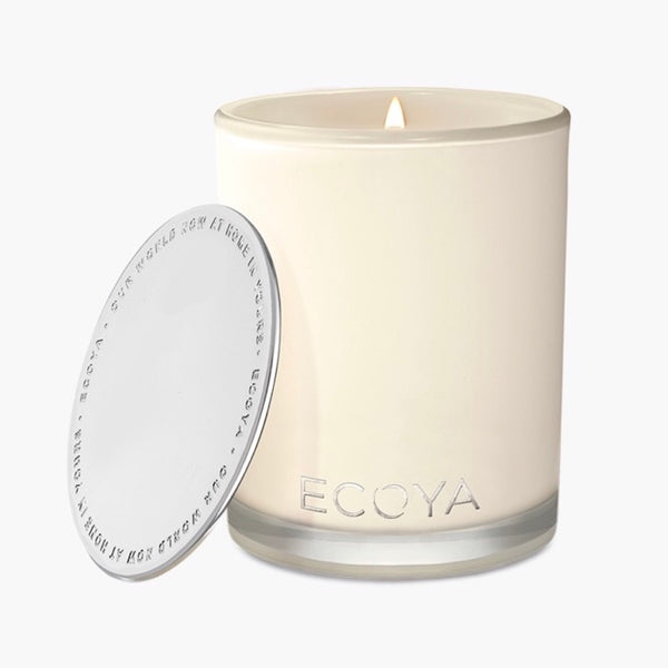 Ecoya Mini Madison Jar Candle - Floral Affaire