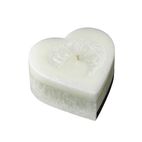 Heart Candle - Floral Affaire