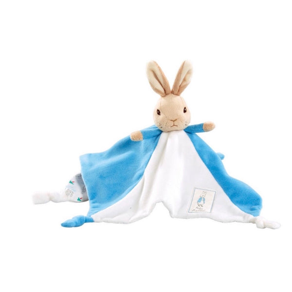 My First Peter Rabbit Comfort Blanket - Floral Affaire