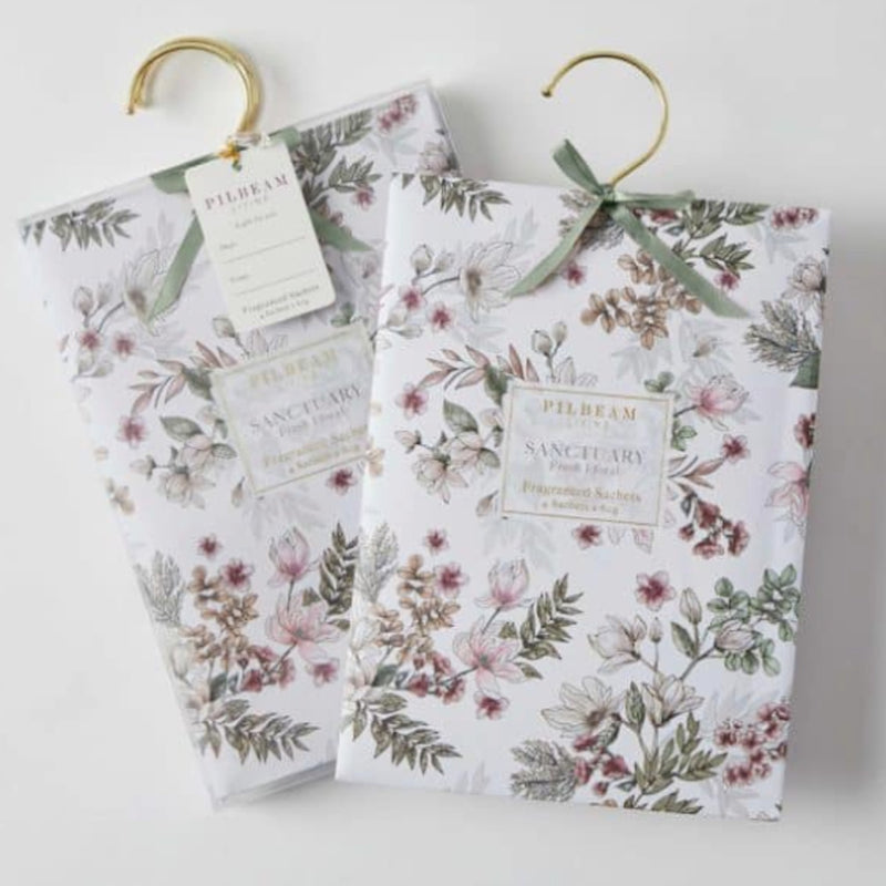 Scented Hanging Sachets - Fresh Floral - Floral Affaire