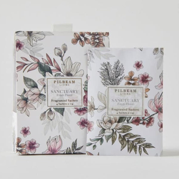 Scented Mini Sachets - Fresh Floral - Floral Affaire