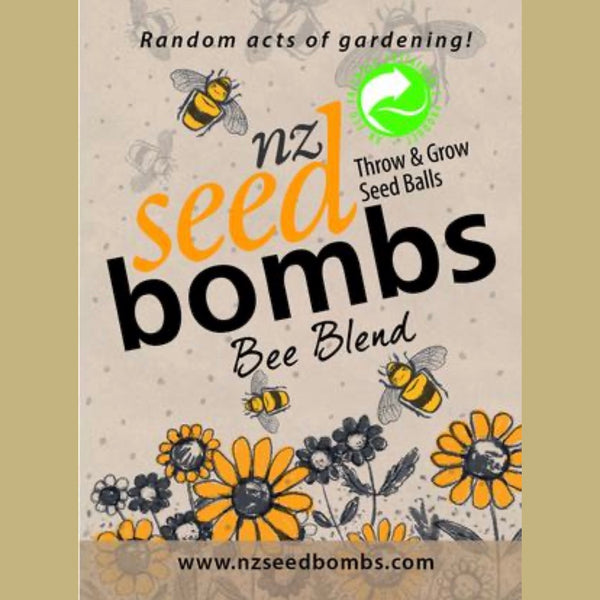 Seed Bombs - Bee Blend - Floral Affaire