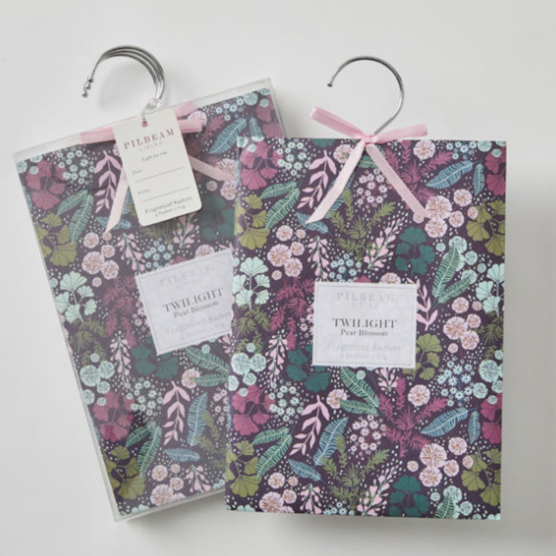 Scented Hanging Sachets - Floral Affaire