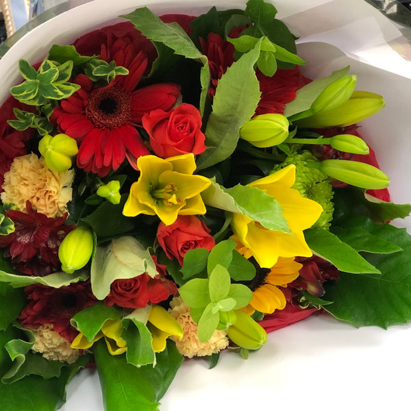 Vibrant Bouquet - Floral Affaire