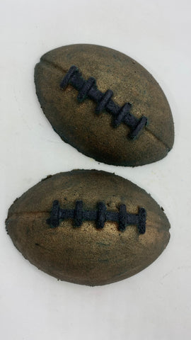 Bath Bomb - Football - Ivory Anchors