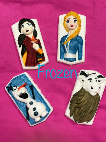 Frozen Characters - Ivory Anchors