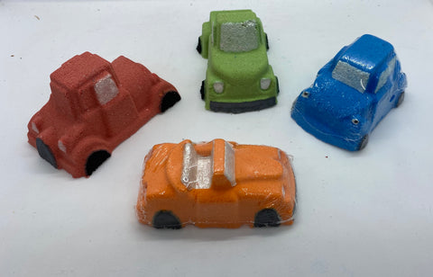 Cars w/ Toy Inside - Ivory Anchors