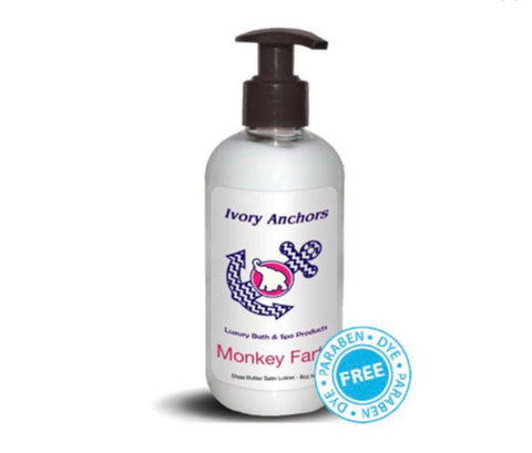 Shea Butter Lotion - Ivory Anchors