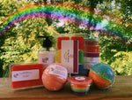Soy Candles- Fruity Pebbles - Ivory Anchors