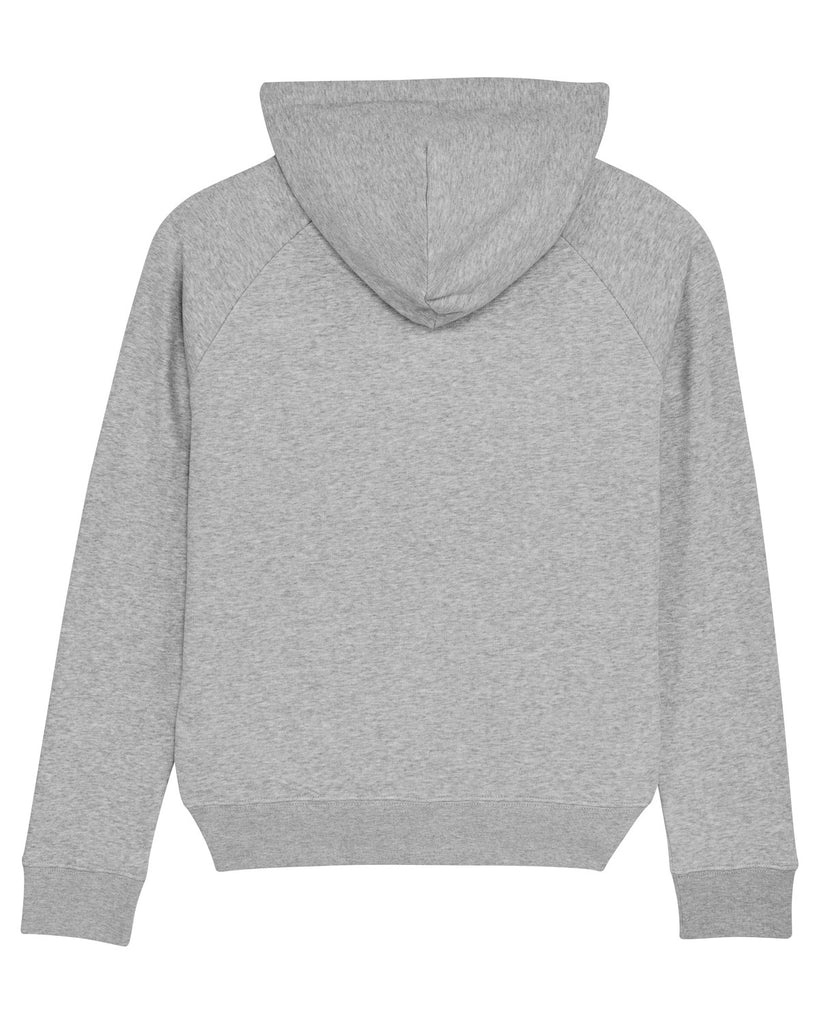 HOODIE | MITTAGS BEI HENNING | LIGHT GREY