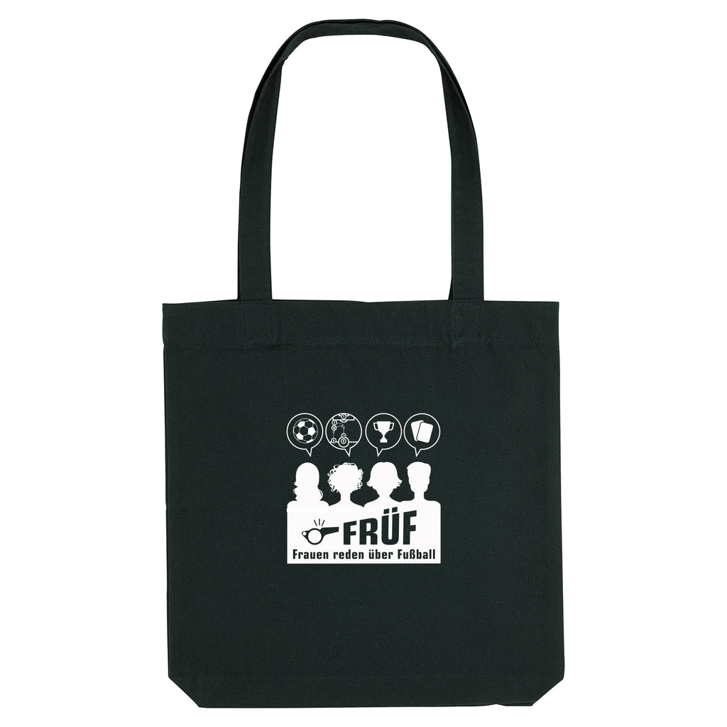 SHOPPER | FRÜF | BLACK