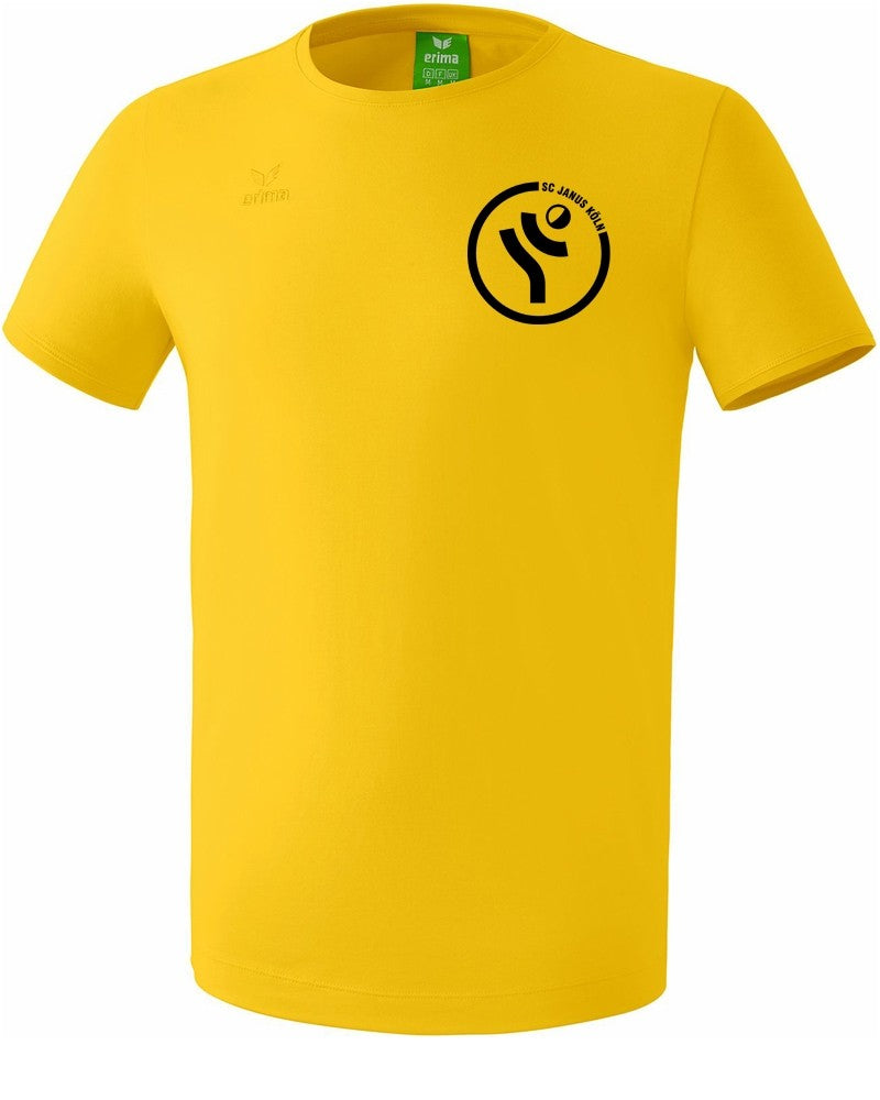 sc janus | shirt | yellow