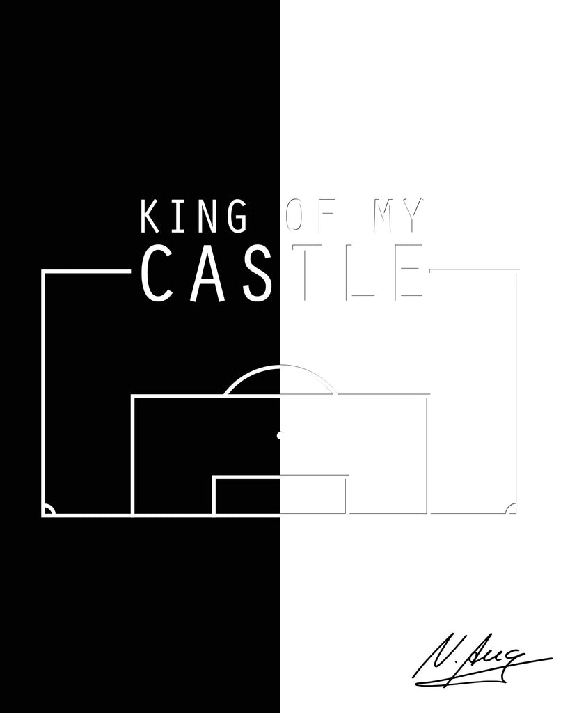 SHIRT | KING | NADINE ANGERER | BLACK