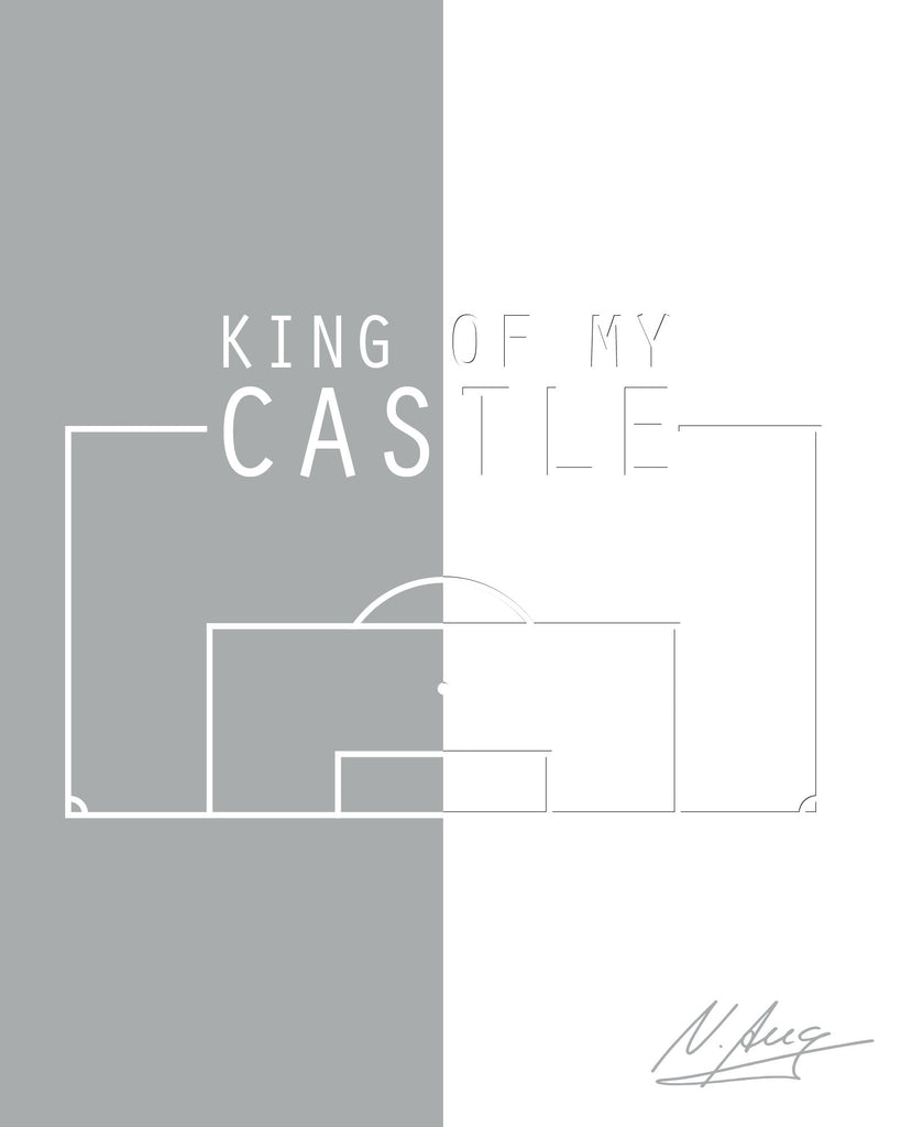 SHIRT | KING | NADINE ANGERER | GREY