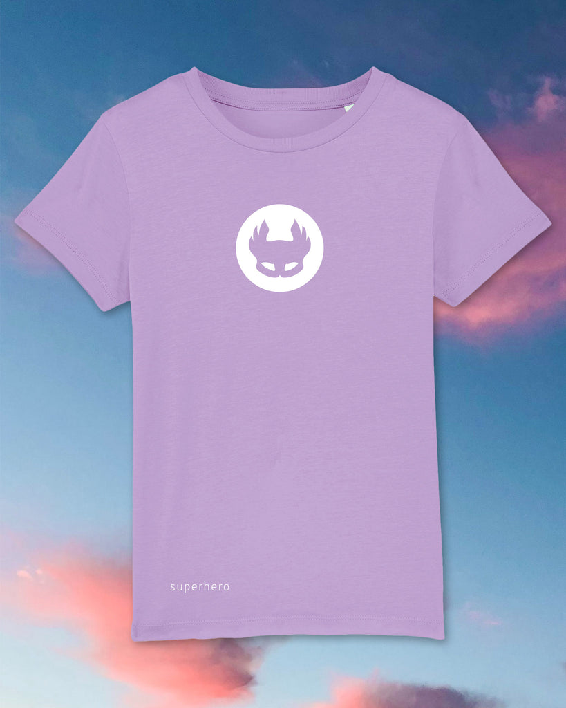 KIDS SHIRT | MASK | 4 Colors