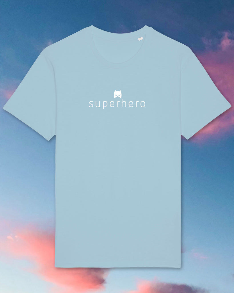 SHIRT | SUPERHERO | 4 Colors