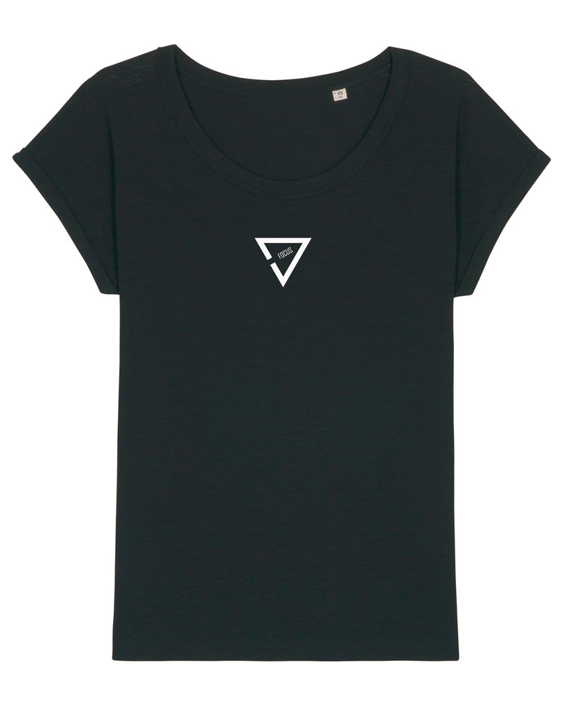 SHIRT | SD TRIANGLE FOCUS | BLACK