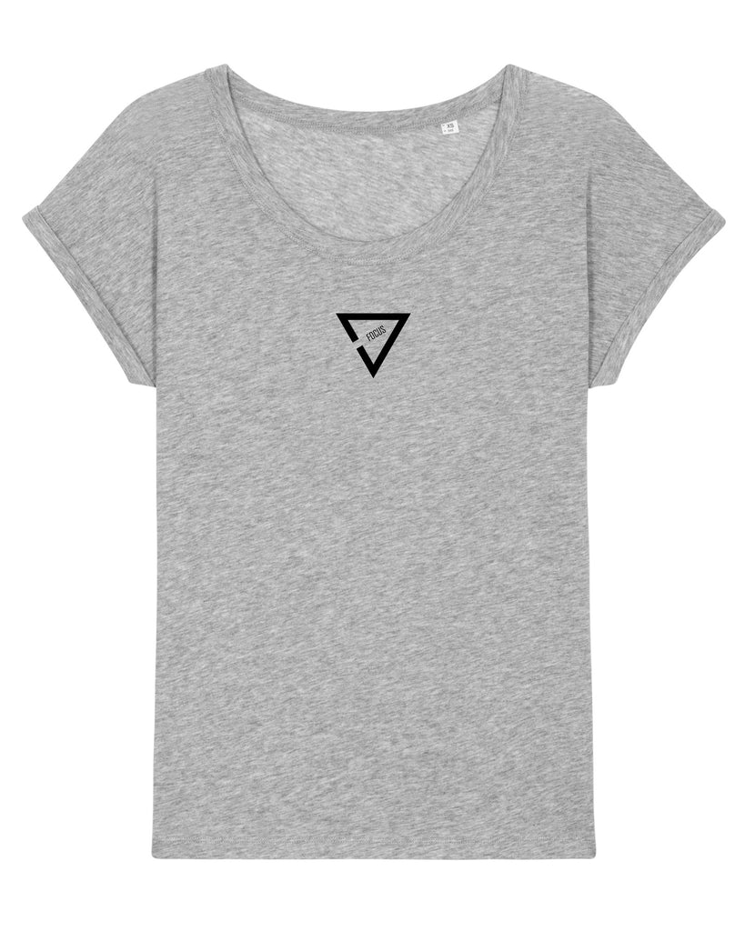 SHIRT | SD TRIANGLE FOCUS | LIGHT GREY