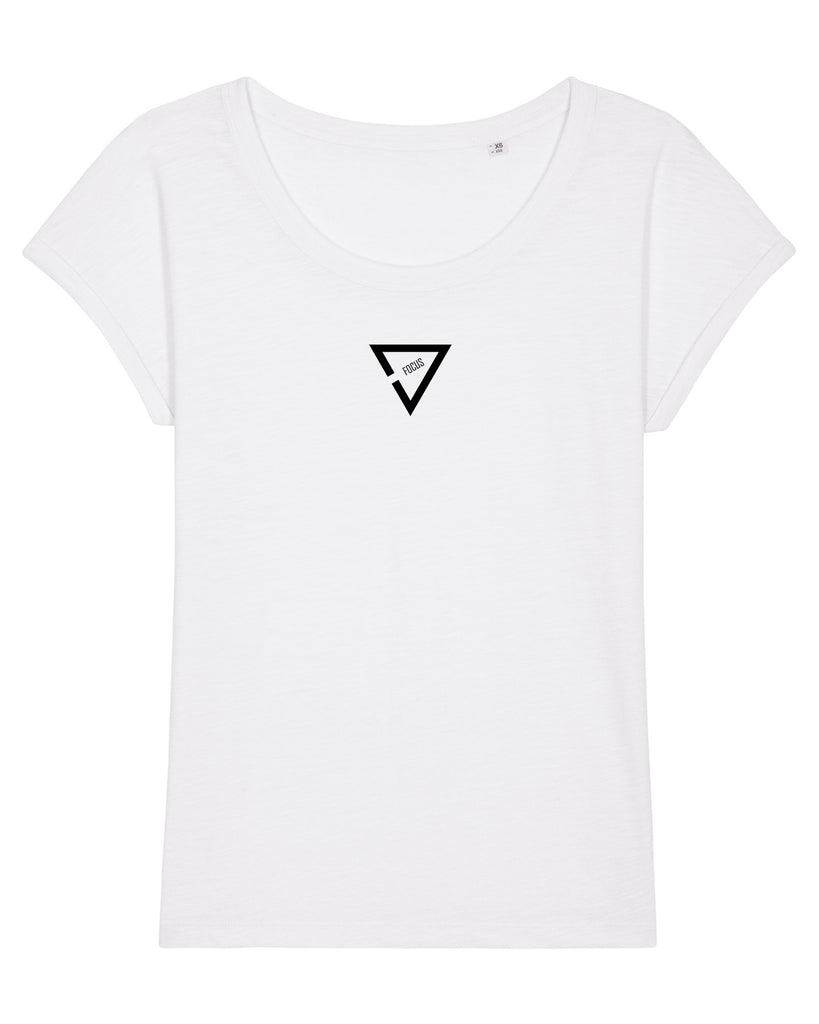SHIRT | SD TRIANGLE FOCUS | WHITE