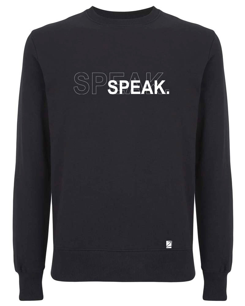 sweatie | speak | black