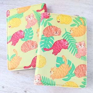 Bean Tigers Passport Wallet