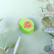 Load image into Gallery viewer, Avocato—Cat Avocado Enamel Pin
