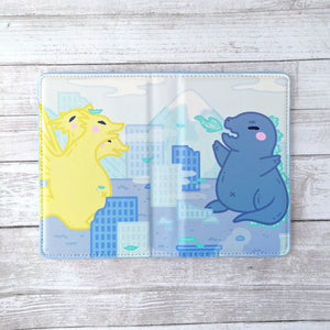 Kaiju Kings Passport Wallet