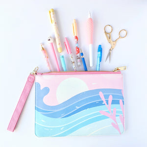 Waves Multipurpose Pouch