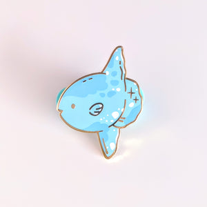 Of Sun and Sea–Mola Enamel Pin
