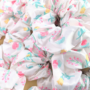 Flower Friends Oversized Scrunchie