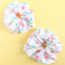 Load image into Gallery viewer, Flower Friends Oversized Scrunchie