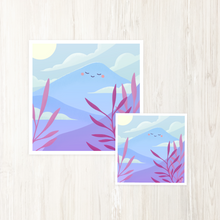Load image into Gallery viewer, Mountain Secret Art Print
