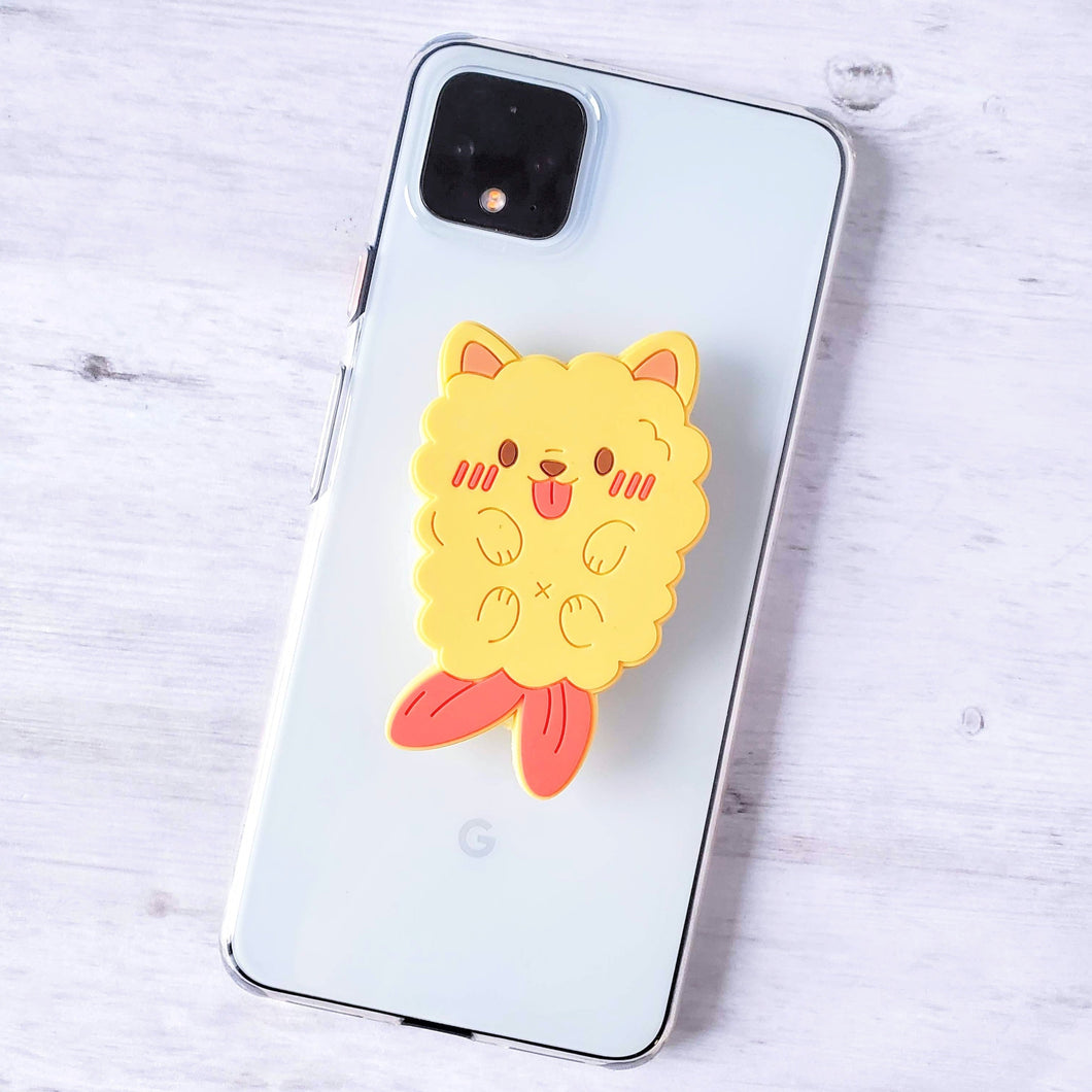 Crispy Pupura Phone Grip