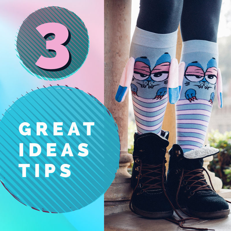 3 WAYS TO COME UP WITH GREAT IDEAS