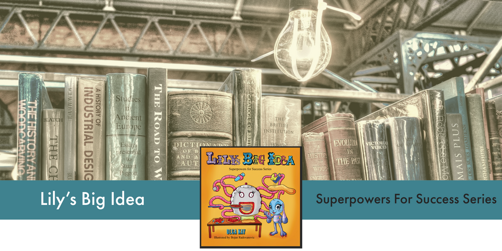 Moosh Walks Superpowers for success book series