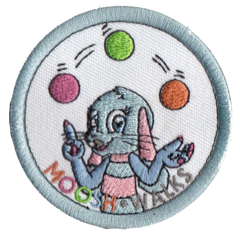 Girl scouts fun patch