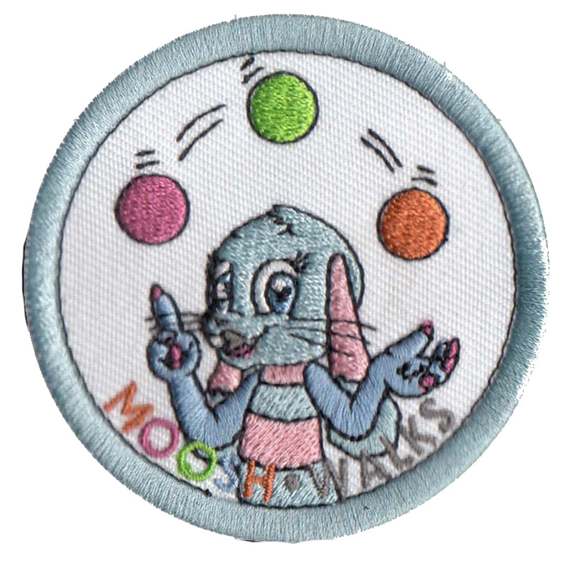 Juggling Leadership Superpowers Patch