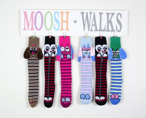 MooshWalks Wooden Sign #3