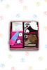 Roxy-Spanky-Lola Socks Set - MooshWalks