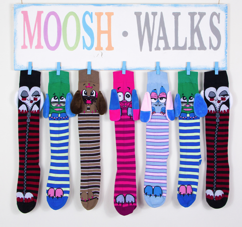 MooshWalks Wooden Sign #4