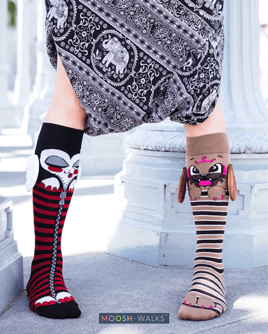 Roxy-Spanky-Lola Socks Set