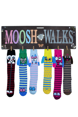 MooshWalks Wooden Sign #1
