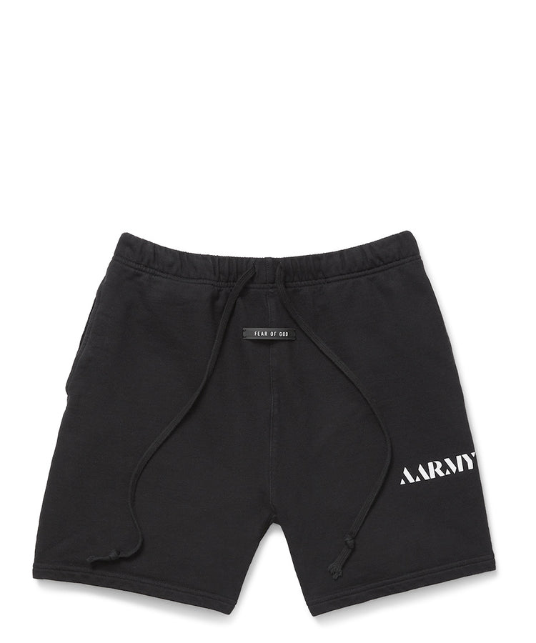 FEAR OF GOD X AARMY SWEAT SHORT