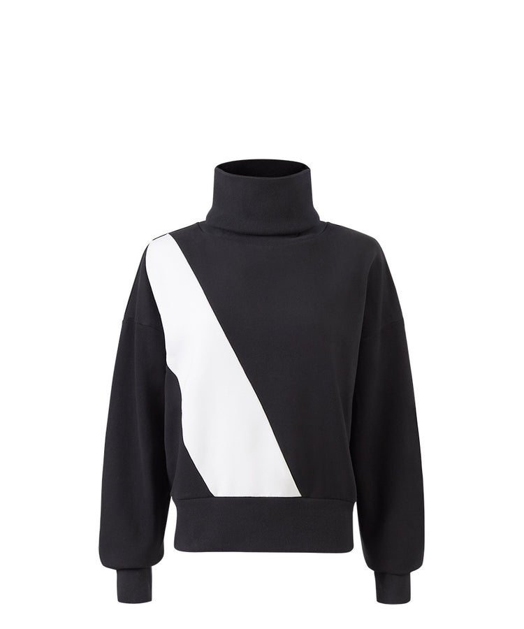 BOXY TURTLENECK 'A'
