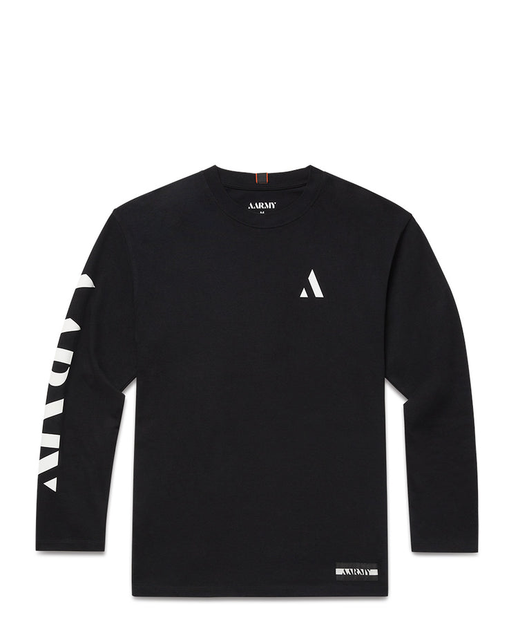 WILD CARD LONG SLEEVE TEE