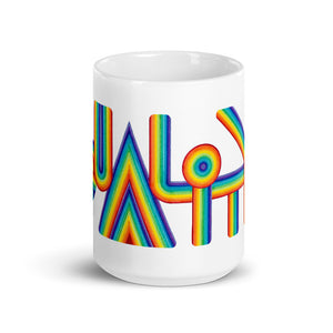 Equality by Lisa Marie Thalhammer Mug