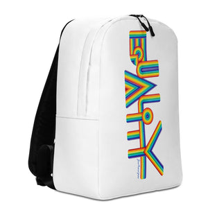 Equality by Lisa Marie Thalhammer Backpack